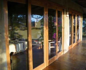 Sustainable hardwood products, custom doors and windows