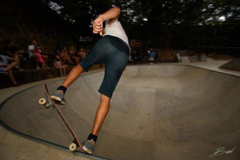 Skate Park at Finca Las Nubes