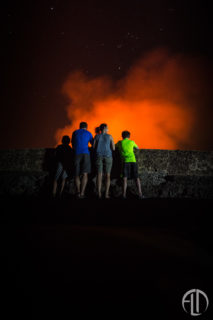 Group Volcano Tour at Volcan Masay from Finca Las Nubes