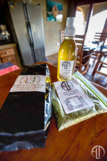 Organic Products from Finca Las Nubes