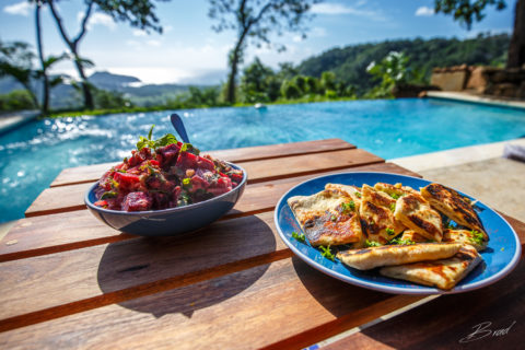 Organic Food at Casa Buenavida Vacation Rental in San Juan Del Sur