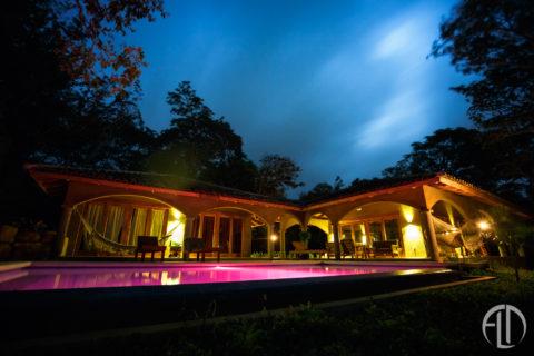Casa Buenavida at Finca Las Nubes