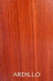 Organic and sustainable hardwood products from Cortes tree
