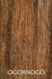 Organic and sustainable hardwood products from Ocornoco tree