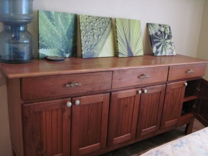 Sustinable hardwood products, dressers