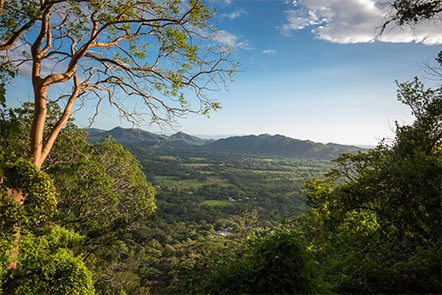 South View from Finca Las Nubes Vacation Rental
