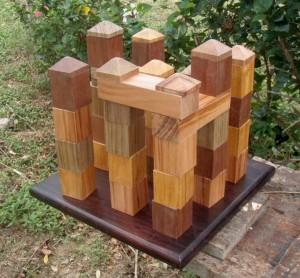 sustainable hardwood toys